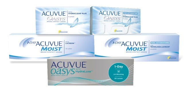 ACUVUE brand products